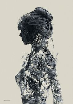 Digital Illustrations by Janusz Jurek | Inspiration Grid | Design Inspiration