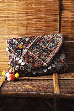 Gypsy love clutch...gorgeous