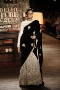 Delhi Couture Week 2012: Sabyasachi   Vogue INDIA