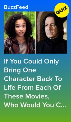 Which Of These Movie Characters Would You Choose To Bring Back To Life? Hunger Games Facts, Hunger Games Costume, Hunger Games Characters, Divergent Hunger Games, Movie Characters, Fun Quizzes To Take, Random Quizzes, Best Friend Quiz, Harry Potter Quiz