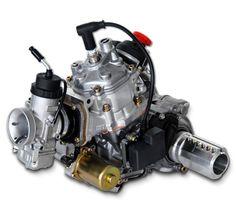 Rotax DD2 Kart Engine