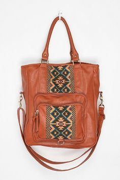 Want this Tribal Pattern Tote Bag from Urban! #classicinfusion
