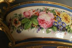 Lot: French Sevres 19th C. Porcelain Painted w/ Bronze, Lot Number: 0033, Starting Bid: $2,000, Auctioneer: Antique Reader Inc., Auction: November Chinese & European Works of Art, Date: November 20th, 2016 CET
