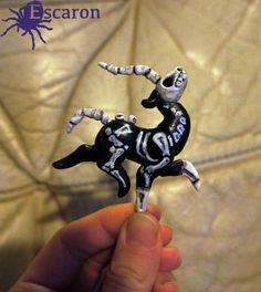 Bones Revamped - Sculpture by Escaron.deviantart.com on @deviantART