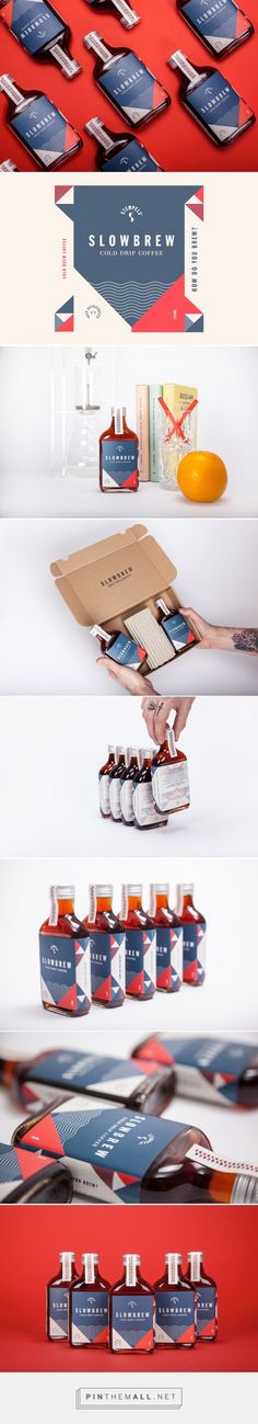 Stempels´ Slowbrew on Behance - created via https://pinthemall.net