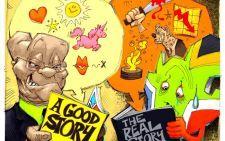 Fact vs Fiction... Fiction, Cartoons, Facts, News, Animated Cartoons, Cartoon, Comic Book, Fiction Writing, Comics And Cartoons