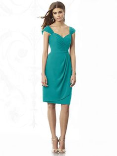 After Six Bridesmaids Style 6687 http://www.dessy.com/dresses/bridesmaid/6687/#.UsclzhaFXC4