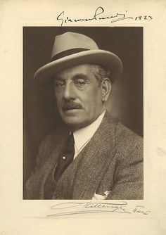 Giacomo PUCCINI (Lucca, 22 December 1858 – Brussels, 29 novembre 1924). Italian composer of opera. How many of his operas can you name? Which opera was not quite finished when he died? What did he die of?