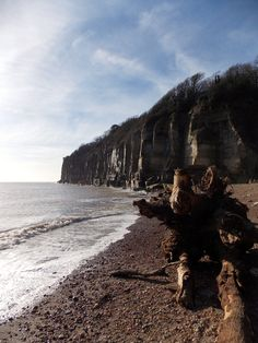 """""""I took this photo yesterday on Pett Level beach in East Sussex, England. Its the beach that David Bowie shot the video of Ashes to Ashes,"""" - by B Lowe"""