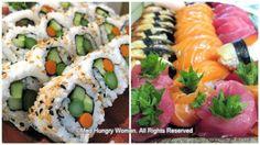 Sushi Station at Sunday Brunch | Monarch Beach Resort