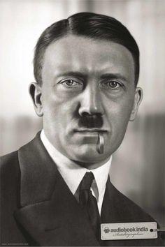 AudioBook India: Hitler