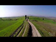 Val d'Orcia - Siena - Tuscany - YouTube