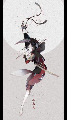 Touken Ranbu, Anime Art Girl, Manga Art, Character Illustration, Illustration Art, Anime Angel, Anime Artwork, Character Design Inspiration, Japanese Art