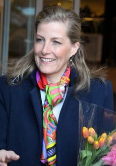 royalista:  The Countess of Wessex, patron of the National Autistic Society, attended the National Autistic Professional Conference, Harrogate, New Yorkshire, March 3, 2015