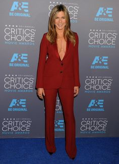 Jennifer Aniston #CriticsChoice2015