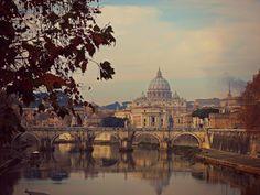 Tevere e San Pietro