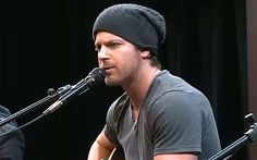 Kip Moore ~ saw this beauty after one of the Salem Sox games last year before he made it big.