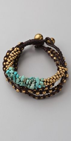 love, love, love anything with turquoise