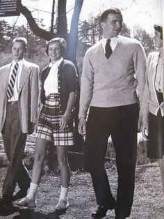 1950s vassar girls and princeton boys