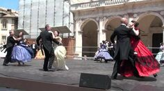 Stanford at Spoleto Festival: Five Step Waltz