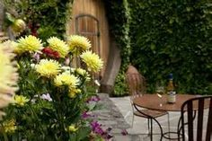 Rombauer Winery Napa Valley - Lovely views & gardens, has picnic tables available FCFS