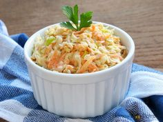 Surówka Coleslaw Kfc, Coleslaw, Mashed Potatoes, Macaroni And Cheese, Ethnic Recipes, Food, Whipped Potatoes, Mac And Cheese, Smash Potatoes