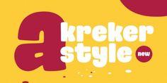 Kreker (30% discount, from 16,09€)   https://fontsdiscounts.com/kreker-30-discount-1609e