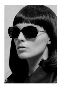 1604df854c2 Yves Saint Laurent Fall 2010 Full Ad Campaign  Daria Werbowy by Inez    Vinoodh