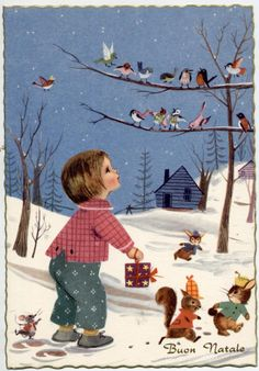 Girl with Dressed Little Animals Complete Set of 6 Postcards PC Circa 1950 A   eBay