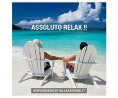 Relax, relax, relax e ancora relax... Non voglio sentire parlare di lavoro. ADESSO SONO IN FERIE !!