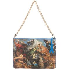 Pre-owned Louis Vuitton 2017 Masters Collection Clutch Rubens