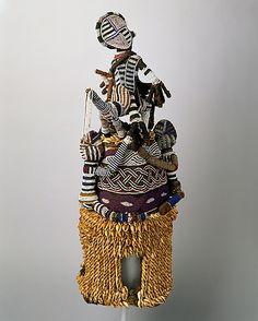Yoruba Ile Ori (House of the Head Shrine), Nigeria #Africa #African #Yoruba