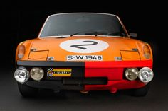 The Revs Institute | 1970 Porsche 914/6 GT