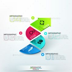 Modern Infographic Options Template - #Infographics Download here:  https://graphicriver.net/item/modern-infographic-options-template/12676878?ref=alena994