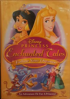 Disneys - Princess - Enchanted Tales  DVD