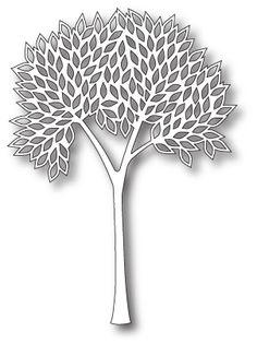 Memory Box - Die - Yorkshire Tree,$15.49