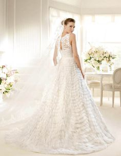 COLLECTION : La Sposa Bridal Collection 2013 By Bien Savvy ~ Glowlicious