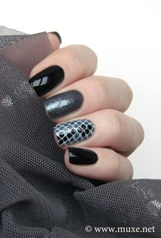 2013 is the Year of the Snake   this is from Mari's Nail Polish Blog.