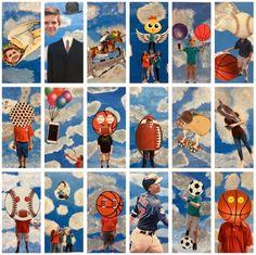Kim & Karen: 2 Soul Sisters (Art Education Blog): Rene Magritte and Flying Horses
