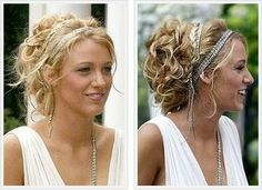 greecian hair styles for weddings | Inspirations: Wedding Hairstyles and Accessories | MirrorriM