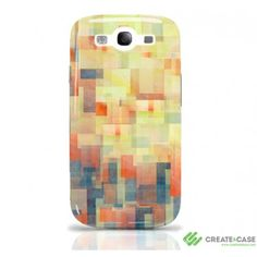 """""""Cubism Dream"""" - Artist Designed Hardcase for the Samsung Galaxy s3"""