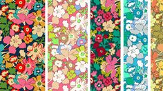 Lovely Liberty Lifestyle collection (via City Craft)