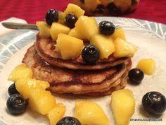 What Would Jeanna Cook: Banana Oatmeal Pancakes