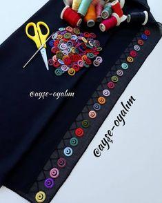 Abaya Fashion, Fashion Dresses, Norman Hartnell, Easy Knitting Patterns, Crochet Designs, Womens Scarves, Baby Knitting, Floral Tie, Elsa