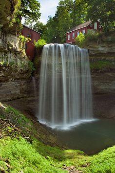 Decew Falls & Morning Star Mills - St. Catherines, Ontario