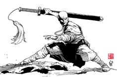 Shaolin by =Fastfood
