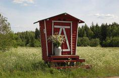 Koti, Finland, Cottage, Bird, Outdoor Decor, Summer, House, Home Decor, Summer Time