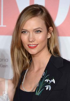 Karlie Kloss at the 2016 Naked Heart Foundation party.