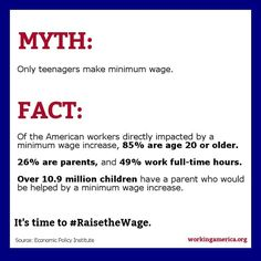 Every Minimum Wage worker (and all of us who care about them!) must vote in 2014...for Democrats!! We can raise the Minimum Wage, but only if Democrats take back the House of Representatives.