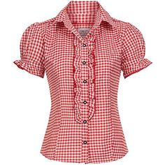 online shopping for Gaudi-leathers Ronda Bavarian Oktoberfest Short Sleeve Checkered Diffrent Colors from top store. See new offer for Gaudi-leathers Ronda Bavarian Oktoberfest Short Sleeve Checkered Diffrent Colors Oktoberfest Outfit, Crop Top Shirts, Shirt Blouses, Online Fashion, Evening Blouses, Casual Outfits, Fashion Outfits, Gaudi, Colorful Fashion